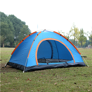 Automatic Opening Tent