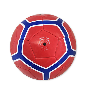 No.5 Soccer with 1.6mm Pvc Cover