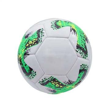 No.5 Soccer with 2.7mm Pvc Cover